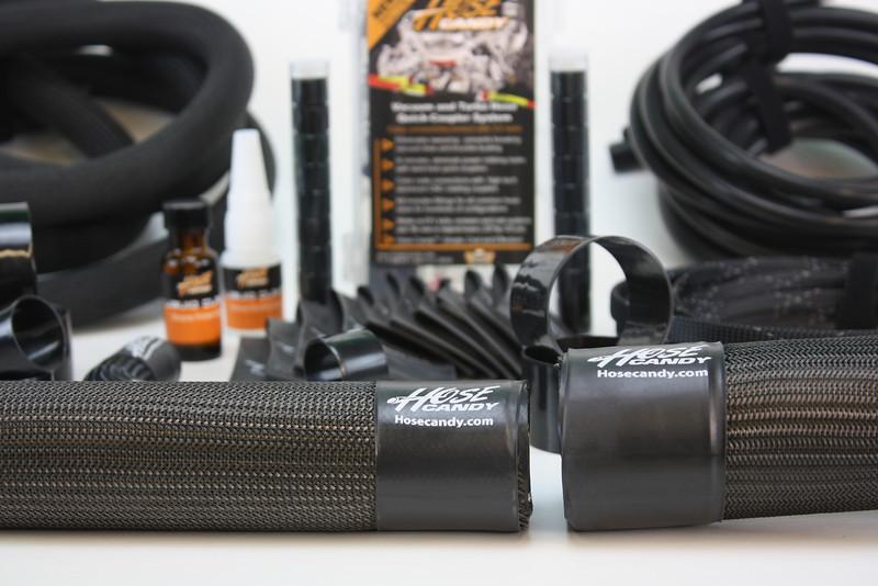 HC Mustang kit closeup carbon fiber both  rad hos defocus IMG_0362.JPG