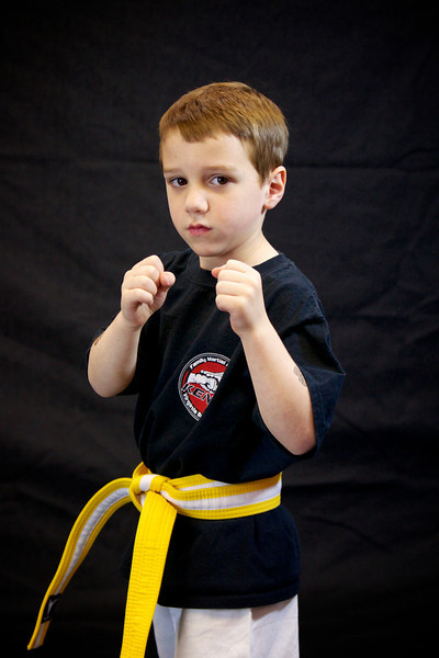 Karate Photo Fundraising