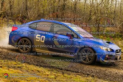 50 Syi, Julia WRX Blue Sedan