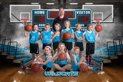 2020 Basketball- 9U Girls