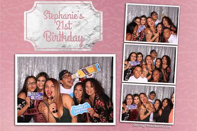 Stephanie's 21st Birthday