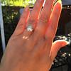 3.46ct Old European Cut Diamond GIA M, VS1 12