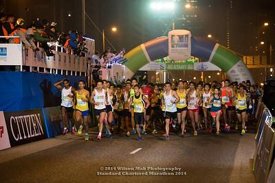 2014 Standard Chartered Marathon - 渣打馬拉松