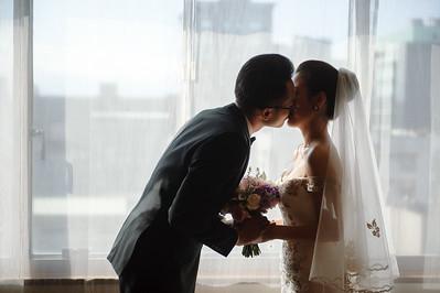 婚攝⎪John+Annie⎪新婚@台北喜來登