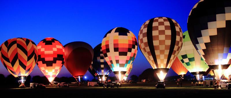 Hot air Ballooning II
