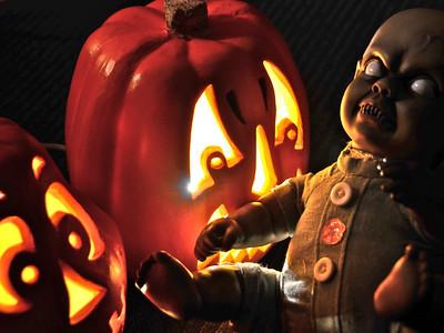 LBD 2012 Halloween Party