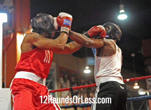 Mark Ward (Thurgood/PAL) vs Wesley Tripplett (Unattached)  201 Pounds-(+)-Open  Bout # 21