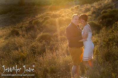 Danielle and Owen - Engagement shoot, Mijas Spain