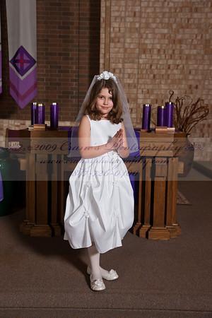 St.Francis De Sales Communion 3-8-2012