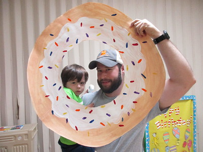 2018 Donuts with Dad