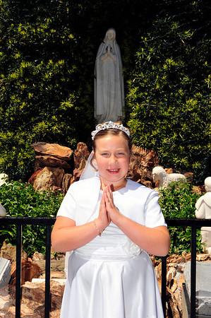 Sacred Heart Churdh 1st Communion May 2,2010