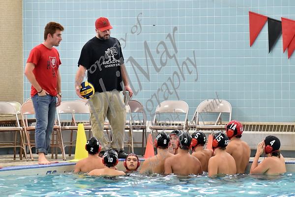 Reading vs Wilson Boys Water Polo 2015 - 2016