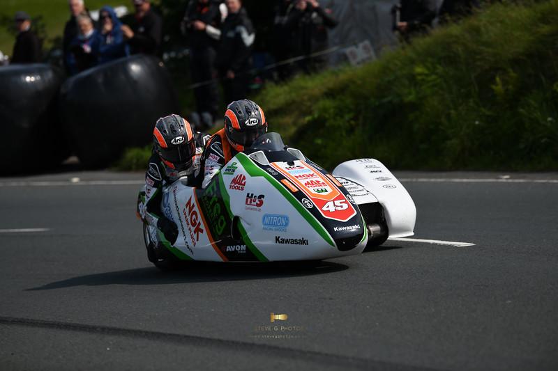 Sidecars 2019 - Isle of Man TT