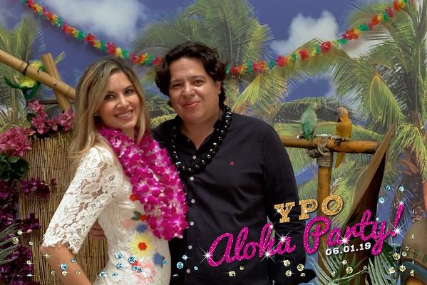 06.01.2019 YPO Aloha Party