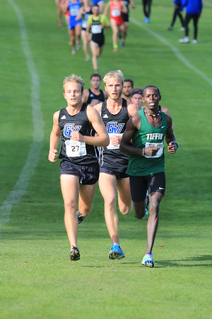2016 Grand Valley State University Cross Country