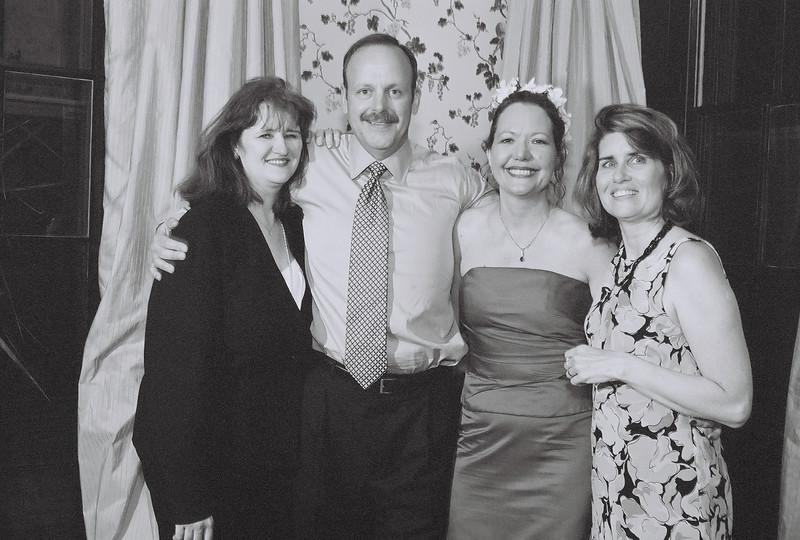 Kathy, Mark, Kate and Jackie
