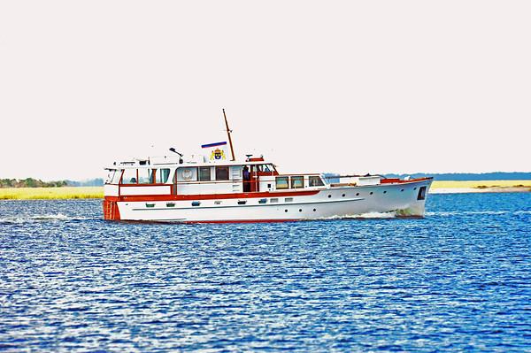 "Trumpy Yacht ""Liberty"" 10-17-18"