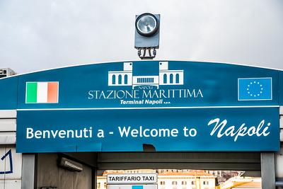 Naples -- Pompei