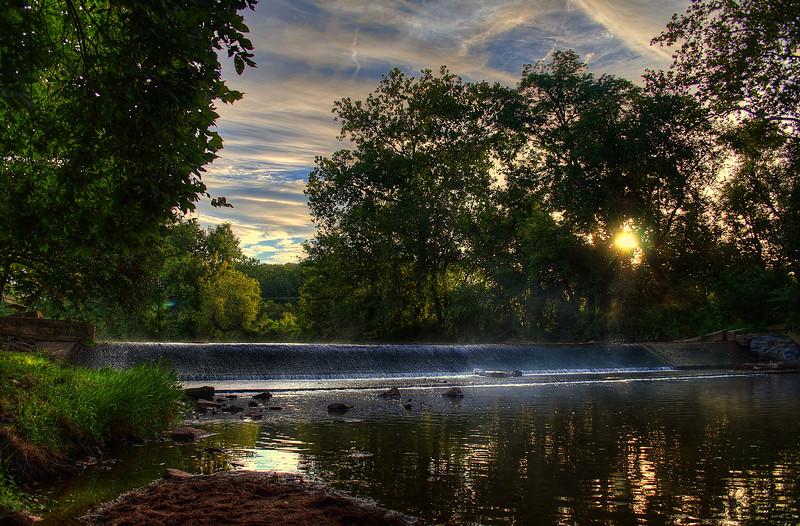 sunrise - frysville dam(p).jpg