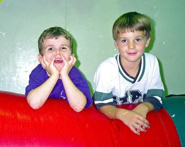 Timmy Giard's 6th Birthday, 1999