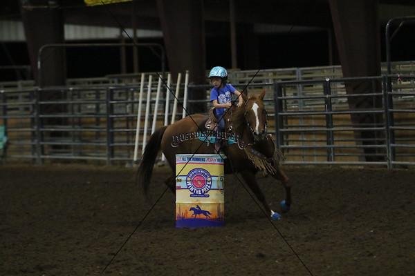 Pee Wee Barrel Racing 11-11-2020