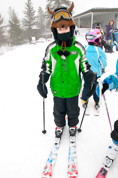 Woodstock Ski Runners Winter Carnival