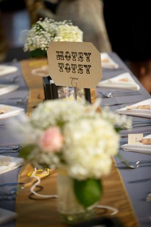 Details: Dress, Rings, Cake, Flowers, Etc.