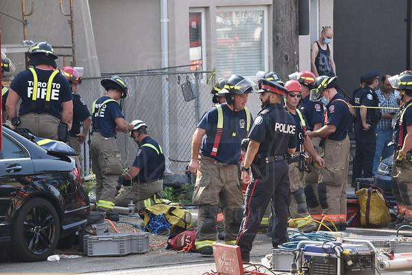 July 19, 2020 - Technical Rescue - 375 Jones Ave.