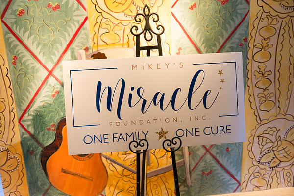 Mikey's Miracle Foundation Launch Event