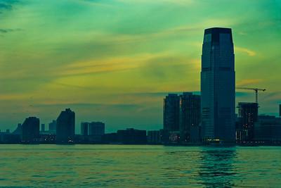 5.15pm - Battery Park Views