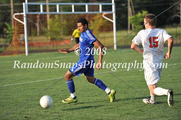High School Soccer - 2012