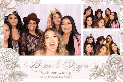 Brian & Mayra's Wedding 10.05.19