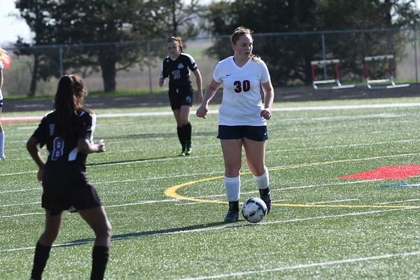JV Girls Soccer vs Blair