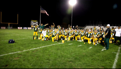 Hi Def mini clip of end of game celebration (varsity)