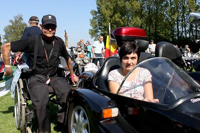 Zandbergrun 2011 - Alle deelnemers