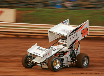 Williams Grove July 27, 2007