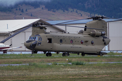 Military Aviation Flood Support