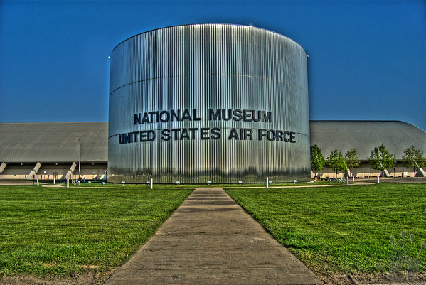 Wright Patterson Air Force Base Museum