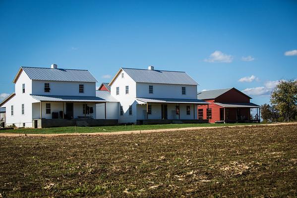 Ethridge Amish Community