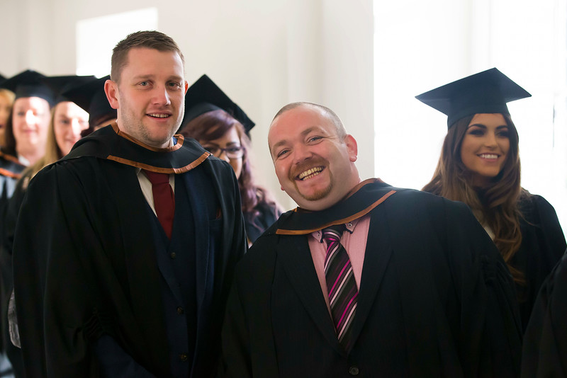 02/11/2016. Waterford Institute of Technology (WIT) Conferring Ceremonies November 2016. Picture: Patrick Browne