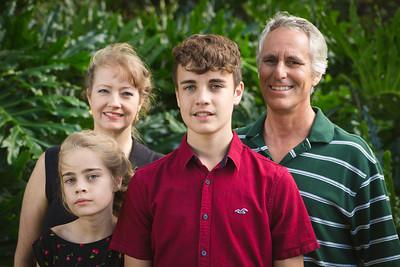 Atherton Family November 2019