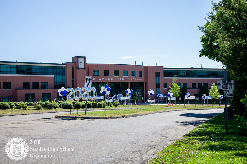 Dylan Goodman Photography - Staples High School Graduation 2020-4.jpg