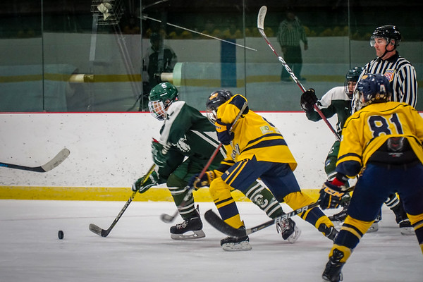 JV Hockey vs. Academie Saint-Louis