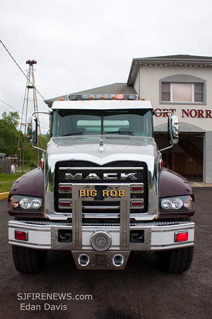 Port Norris Fire Co. (Cumberland County) New Tender 11-11