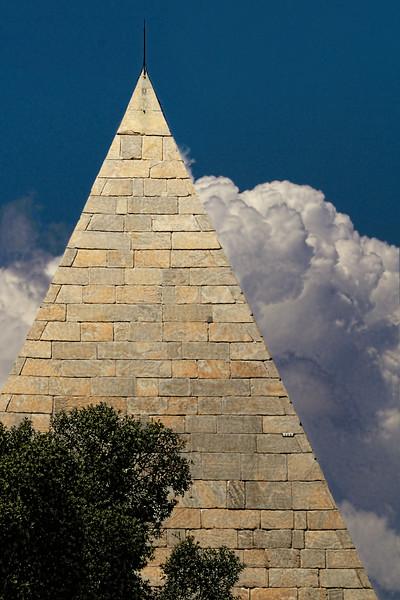 Roman Pyramid