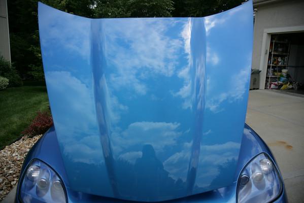 08 Chevy Corvette