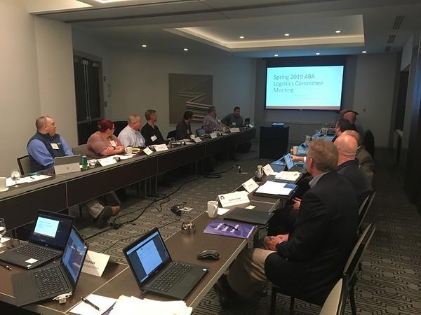 Spring 2019 Logistics Conference