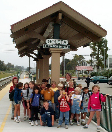 Train Excursions by School and Youth Groups
