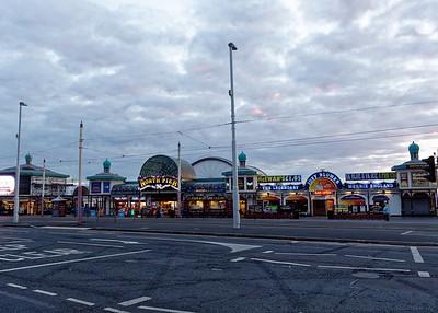 Blackpool, UK - 7/22-23/15