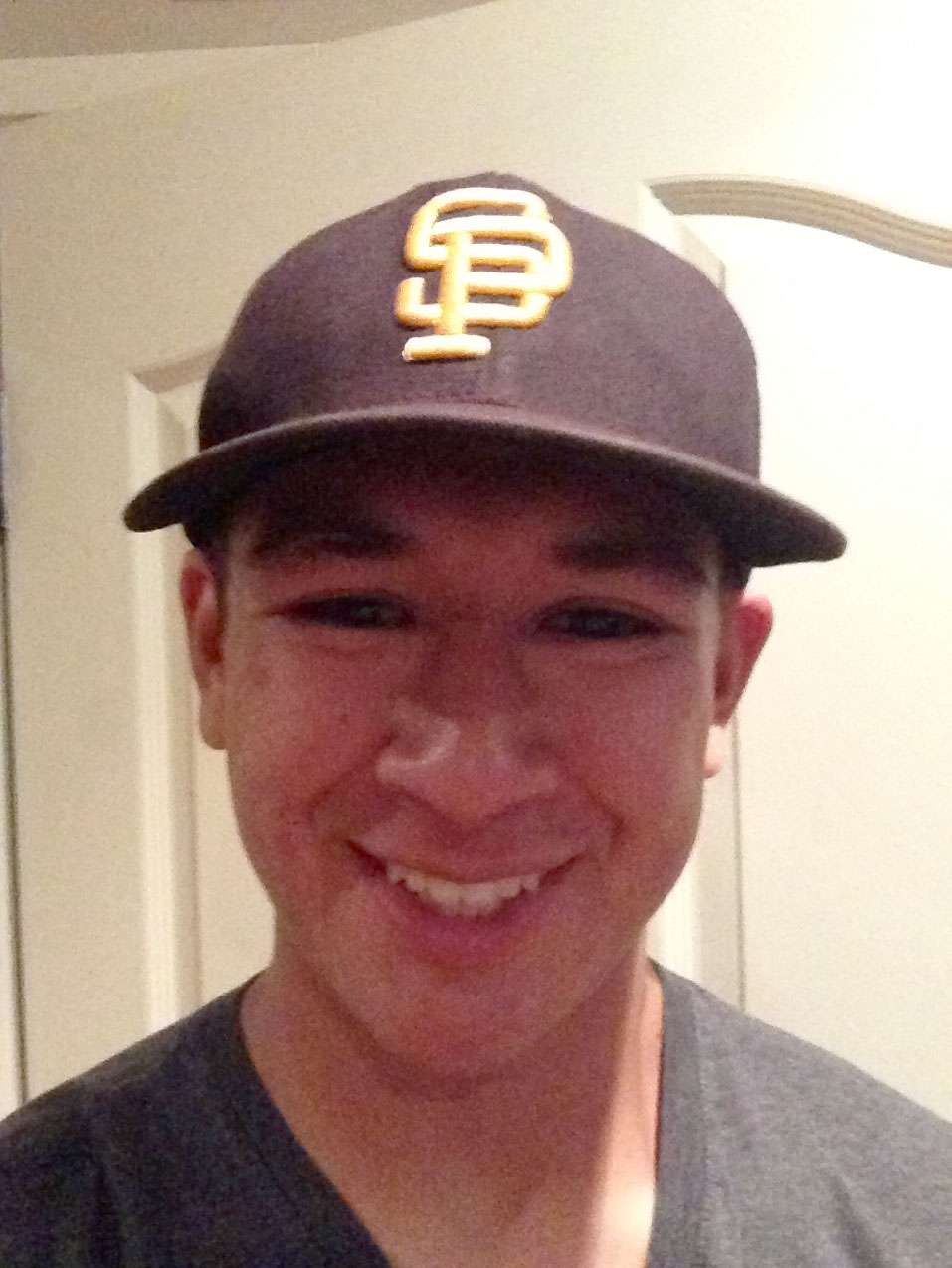 . Richard Samudio, San  Pedro baseball